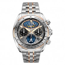 Citizen Moon Phase Flyback Chrono Men's Watch