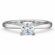 Precision Set New Aire Collection Solitaire Engagement Ring